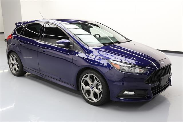 Great 2017 Ford Focus ST Hatchback 4-Door 2017 FORD FOCUS ...