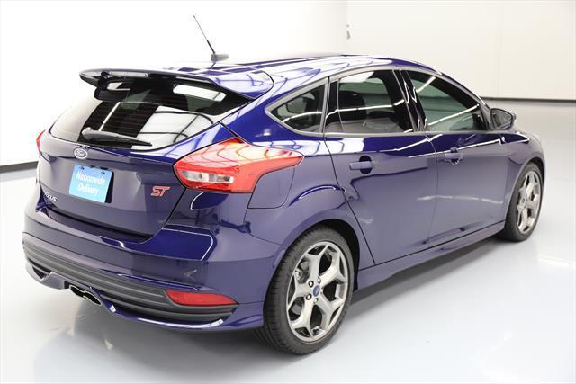 Great 2017 Ford Focus St Hatchback 4 Door 2017 Ford Focus St Ecoboost 6 Spd Bluetooth Rear Cam