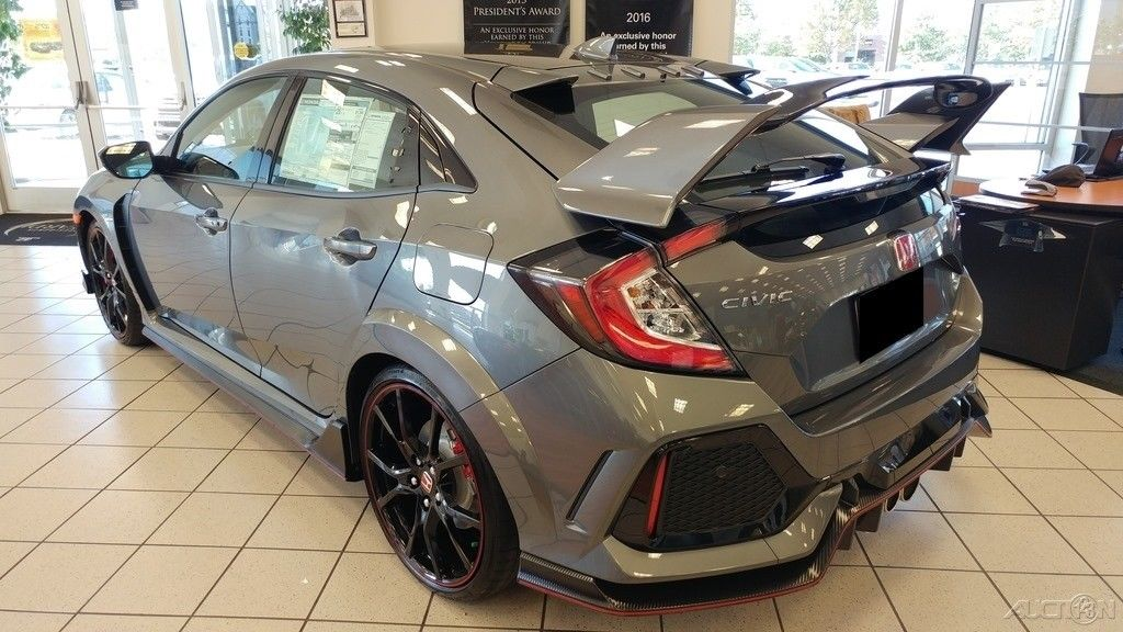 Awesome 2018 Honda Civic Type R Touring Type R Touring New ...