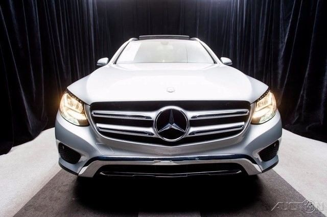 2016 Mercedes-Benz GL-Class GLC 300 2016 GLC 300 Turbo 2L ...