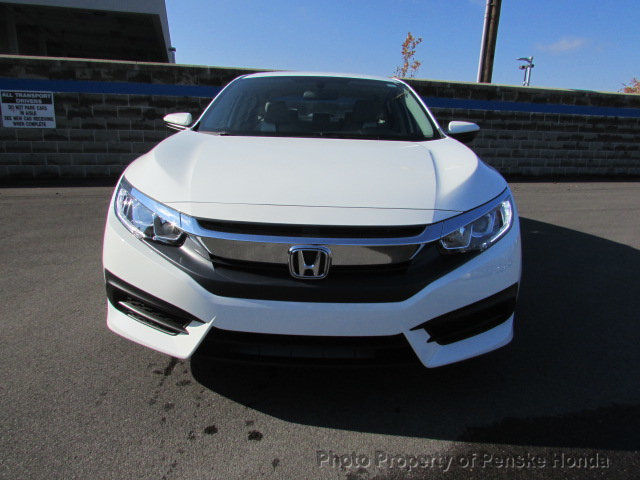 Awesome 2018 Honda Civic LX CVT LX CVT New 4 dr Sedan CVT ...