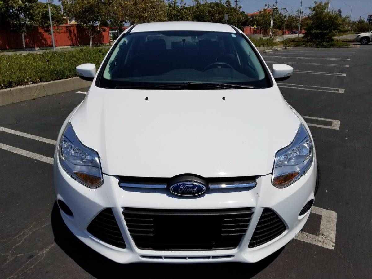 2014 Ford Focus Warranty >> Great 2014 Ford Focus Se Ford Focus Se Sedan 44 5k Miles Under Warranty 2019 2017 2018