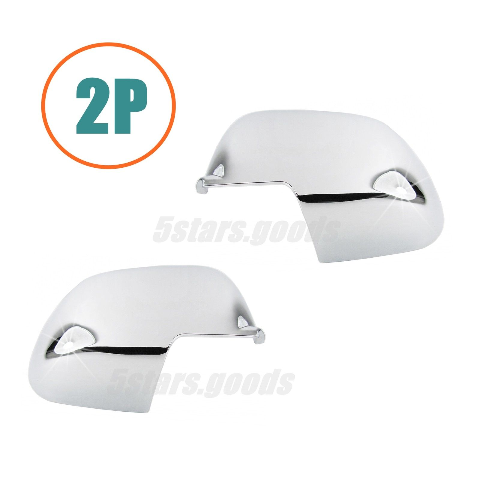 Used Accessories Chrome Side Mirror Covers Trims For 2011