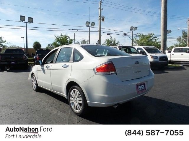 Awesome 2011 Ford Focus Sel 2011 Sel Used 2l I4 16v Automatic Front