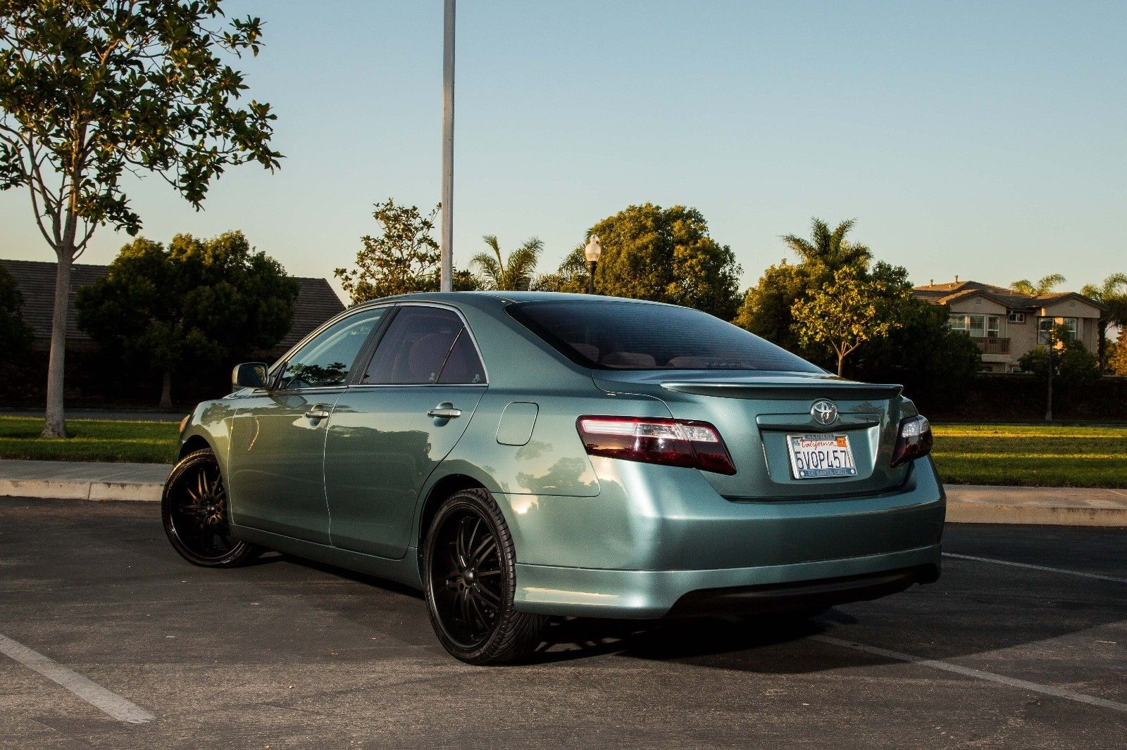 Honda Accord Sport For Sale >> Used 2007 Toyota Camry LE with Sport Body Kit 2007 camry ...