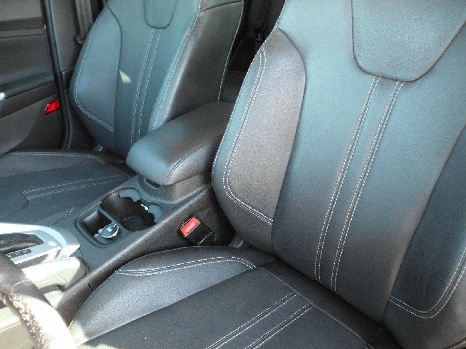 Amazing 2014 Ford Focus Se Titanium Pkg With Seats Item Specifics