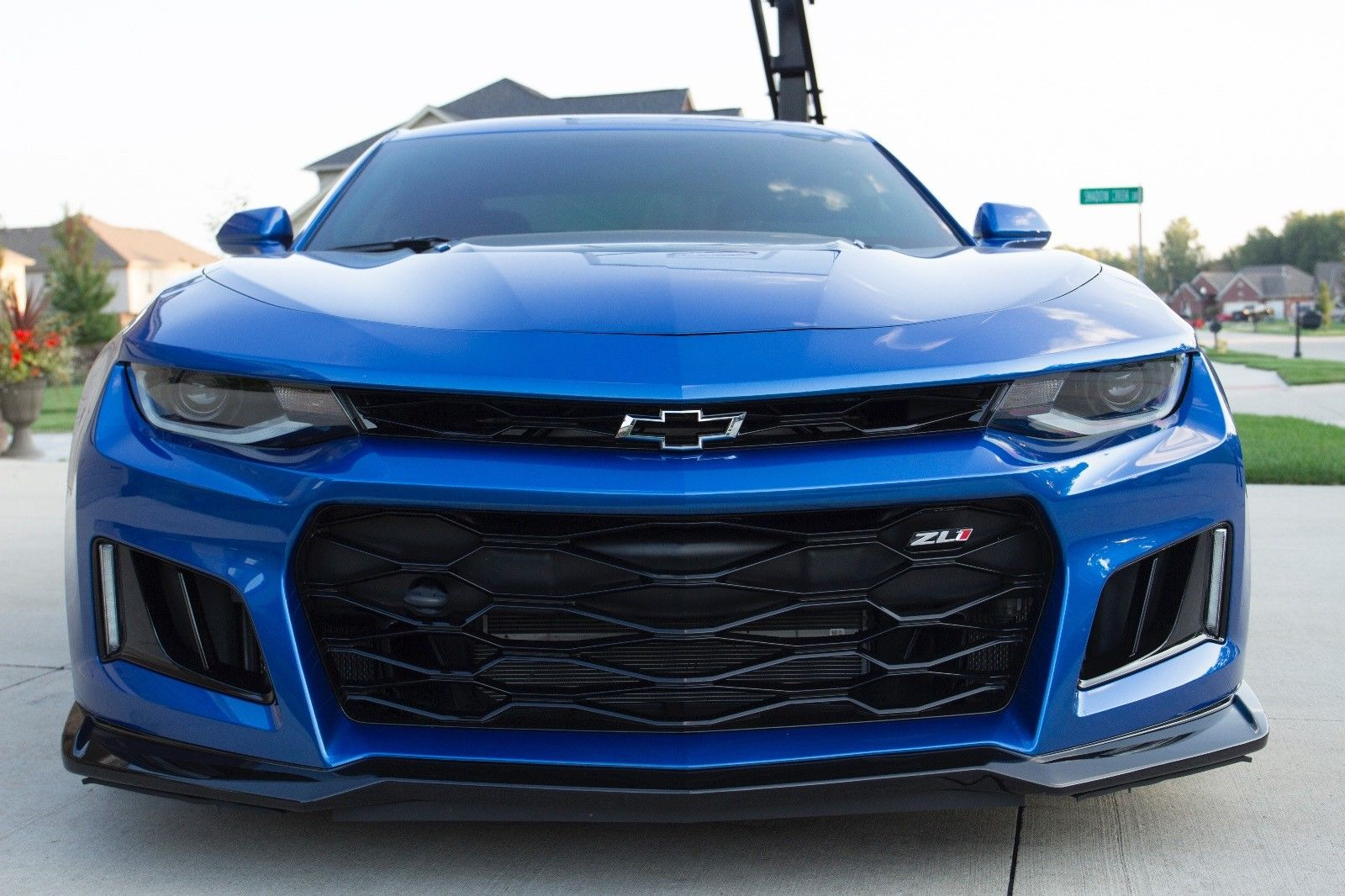 2015 Camaro Zl1 For Sale >> Awesome 2017 Chevrolet Camaro ZL1 2017 CAMARO ZL1 *HYPER BLUE/LOW MILES/1 OWNER* *BEST DEAL ON ...