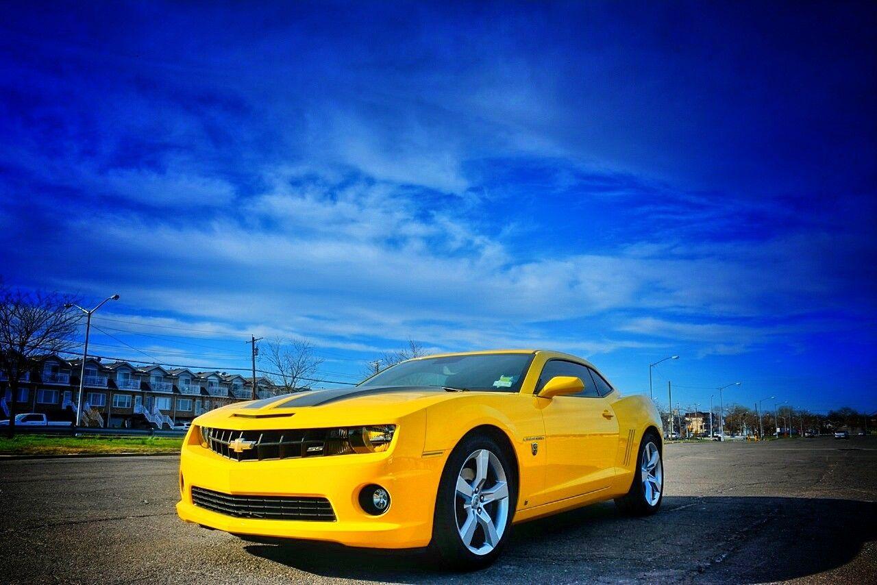 Awesomeamazinggreat Chevrolet Camaro Ss Chevrolet Camaro Ss Transformers Edtion Bumblebee Upgrades V
