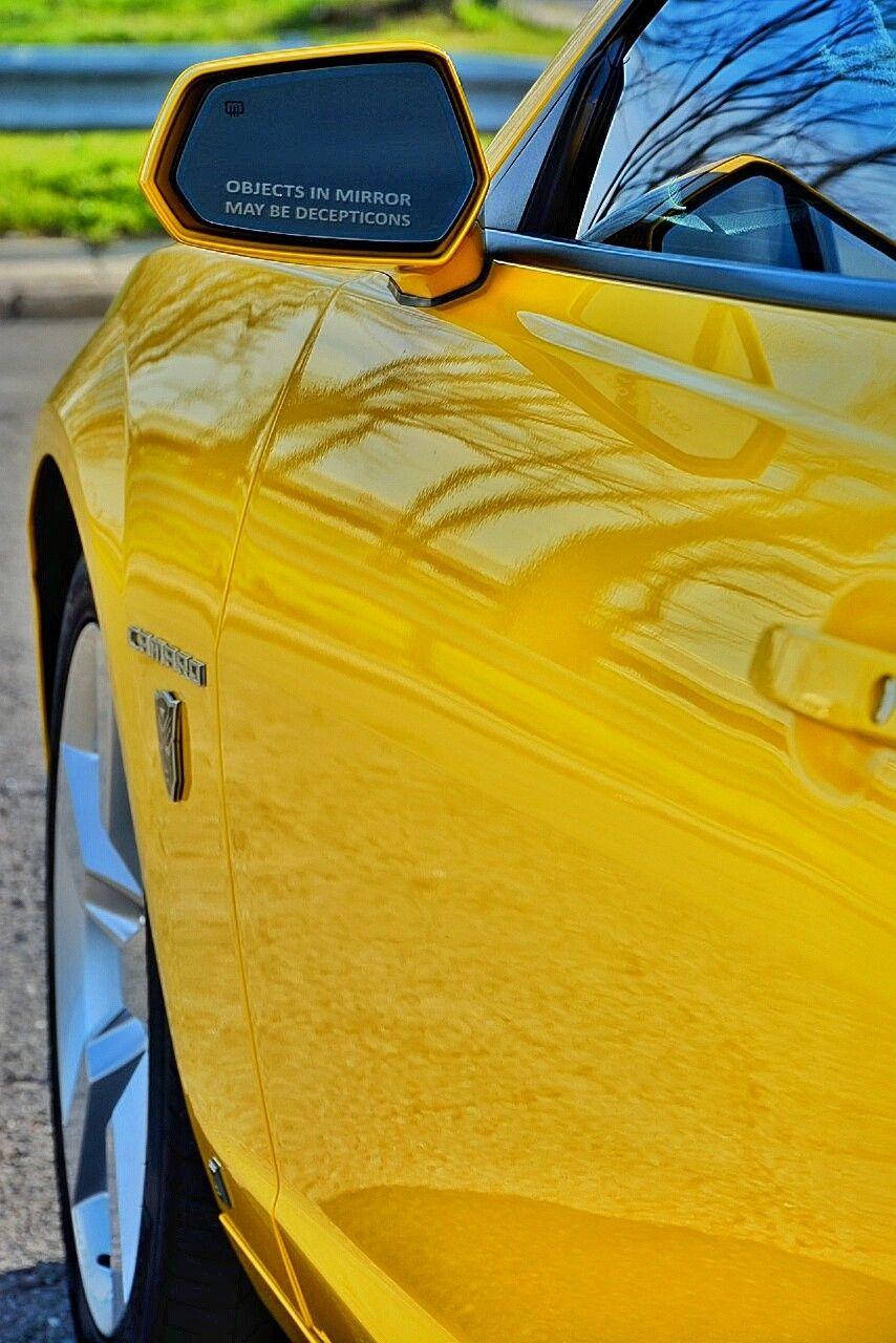 Transmission Fluid Color >> Awesome 2010 Chevrolet Camaro 2SS 2010 CHEVROLET CAMARO 2SS TRANSFORMERS EDTION BUMBLEBEE ...