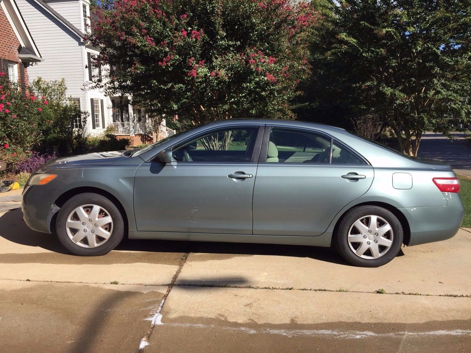 Great 2007 Toyota Camry LE 2007-for sale by owner -$6000 or BRO – great  utility driver! 2017 2018