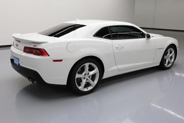 Pre Owned Tesla >> Used 2015 Chevrolet Camaro SS Coupe 2-Door 2015 CHEVY