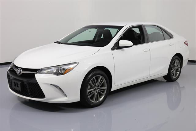 Great 2016 Toyota Camry Se Auto Bluetooth Rear Cam Alloys 39k 592642 Texas Direct 2017 2018