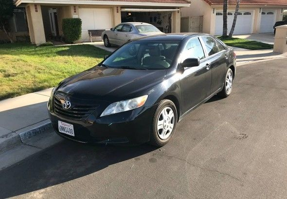 Great 2007 Toyota Camry Ce Black With 157300 Miles Available Now 2017 2018