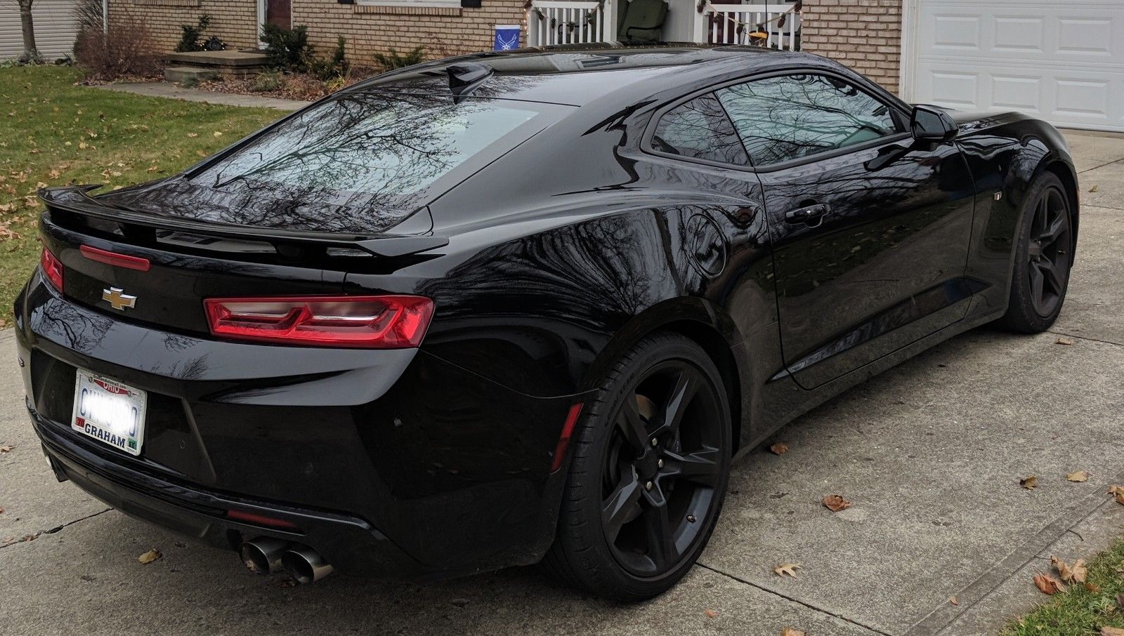 Awesome 2016 Chevrolet Camaro 2SS 2016 Chevrolet Camaro ...