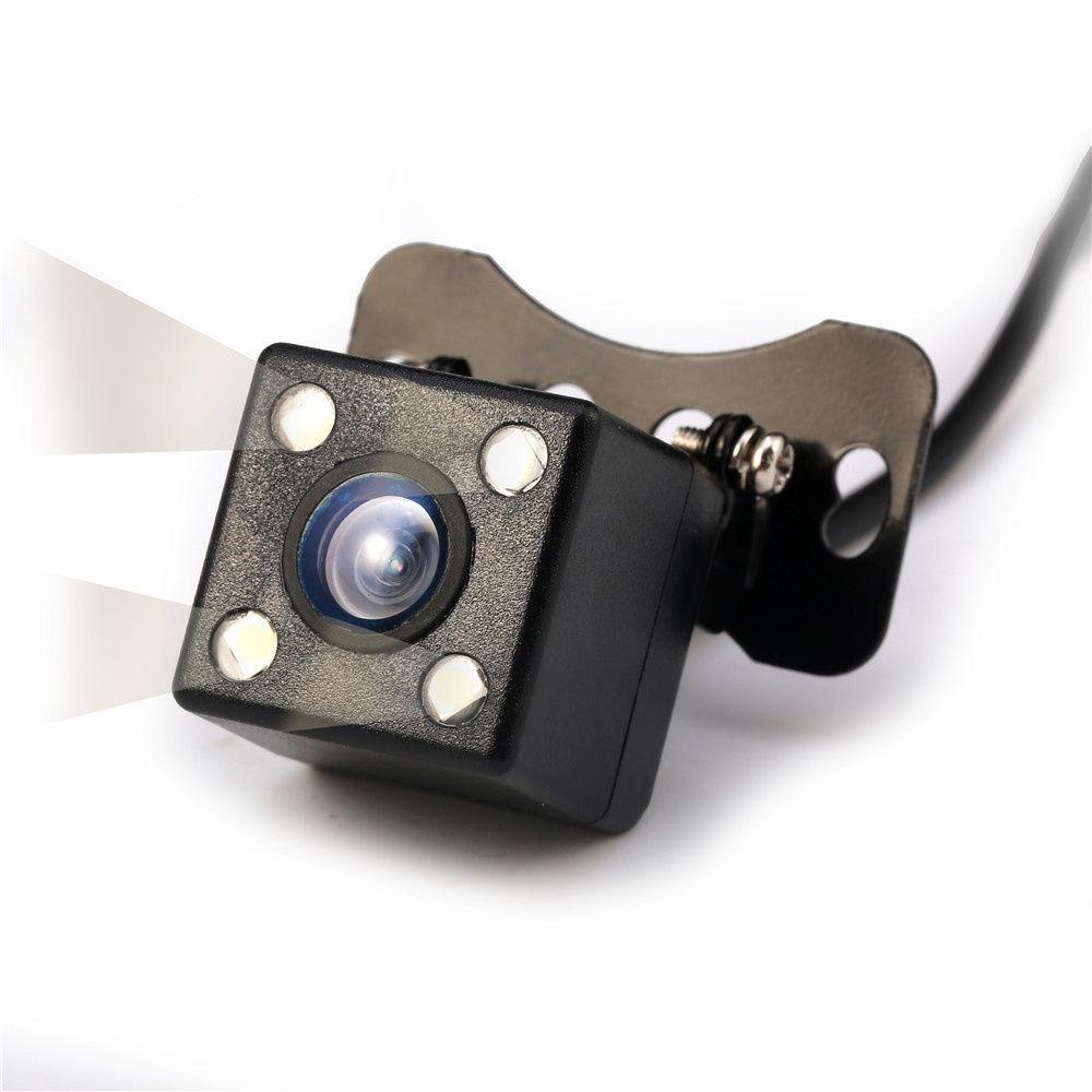 150 Degree 12V 4LED Car Off-Road Dynamic Trajectory CCD Parking Reversing Camera