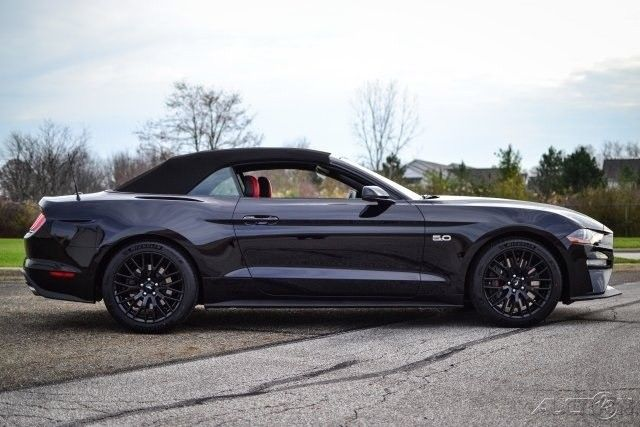 Amazing 2018 Ford Mustang Gt Premium Convertible 2018