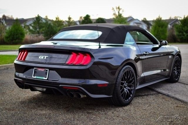 Amazing 2018 Ford Mustang GT Premium Convertible 2018 ...