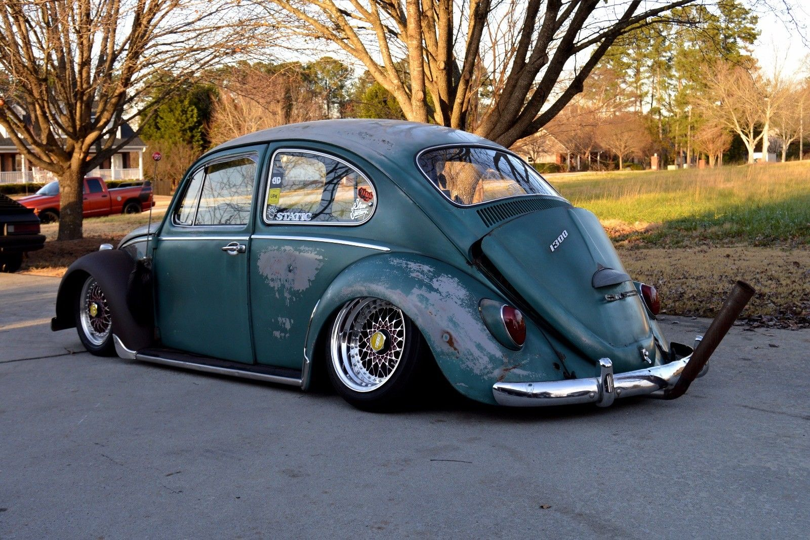 Ford Racing Parts >> Amazing 1966 Volkswagen Beetle – Classic Lowered 1966 ...