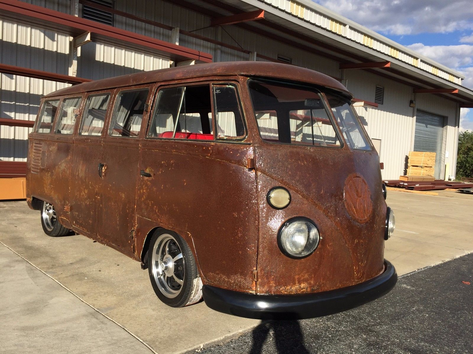 Awesome 1963 Volkswagen Bus Vanagon Vw 15 Windows Great Florida Car At No Reserve 2017 2018