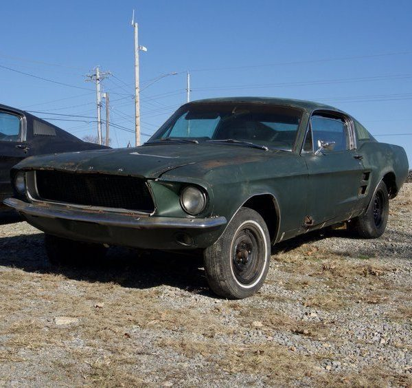 Awesome 1967 Ford Mustang GT Fastback Project 390GT