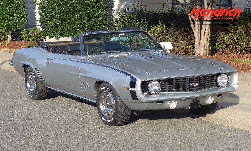 Amazing 1969 Chevrolet Camaro Ss Convertible