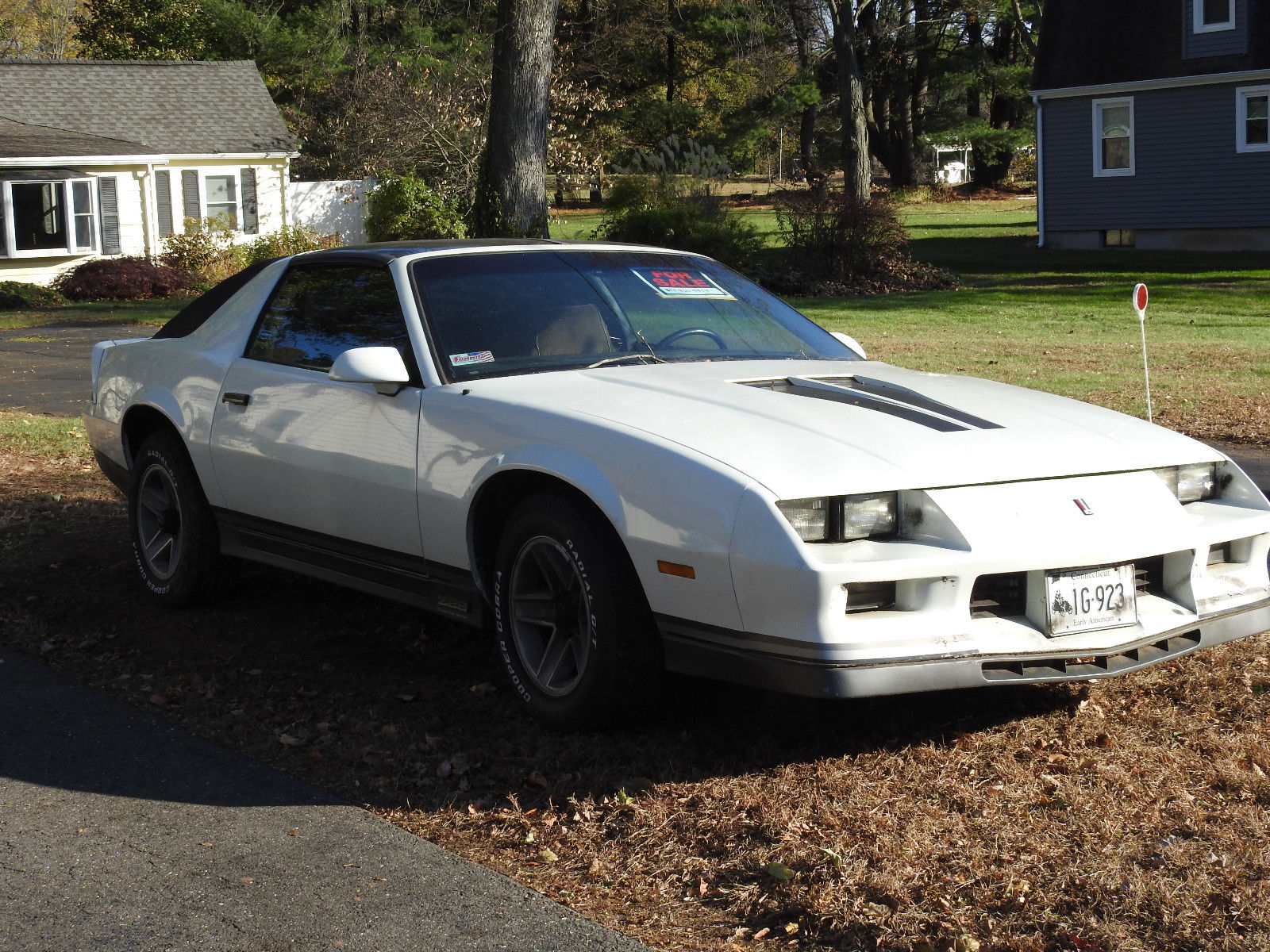 Amazing 1983 Chevrolet Camaro Z-28 For sale is my Z-28 9 year old  restoration No rust or rot Painted HOK Ice Wh 2017 2018