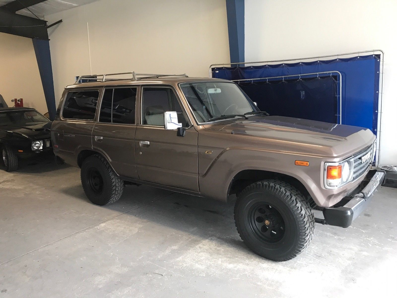 Toyota Land Cruiser Diesel >> Awesome 1987 Toyota Land Cruiser Diesel 1987 Toyota Land Cruiser Hj60 Fj60 Fj62 Diesel Auto 2017 2018