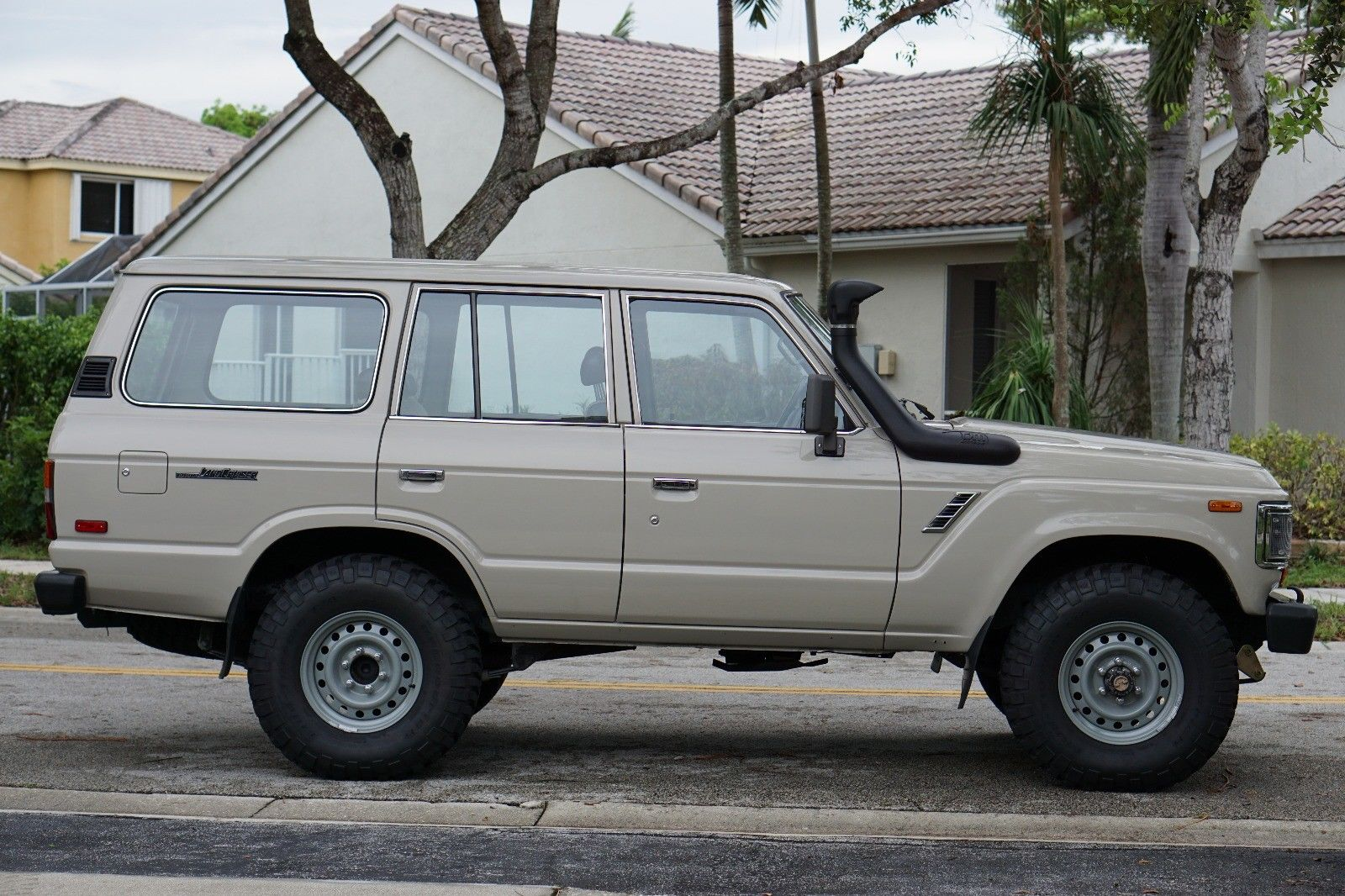 Amazing 1988 Toyota Land Cruiser Fj 62 1988 Toyota Land Cruiser 60