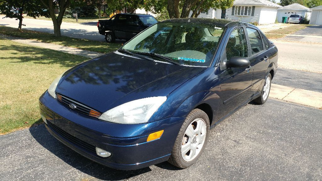 Great 2003 Ford Focus 2003 Ford Focus Zts Low Miles Gas Saver 2017