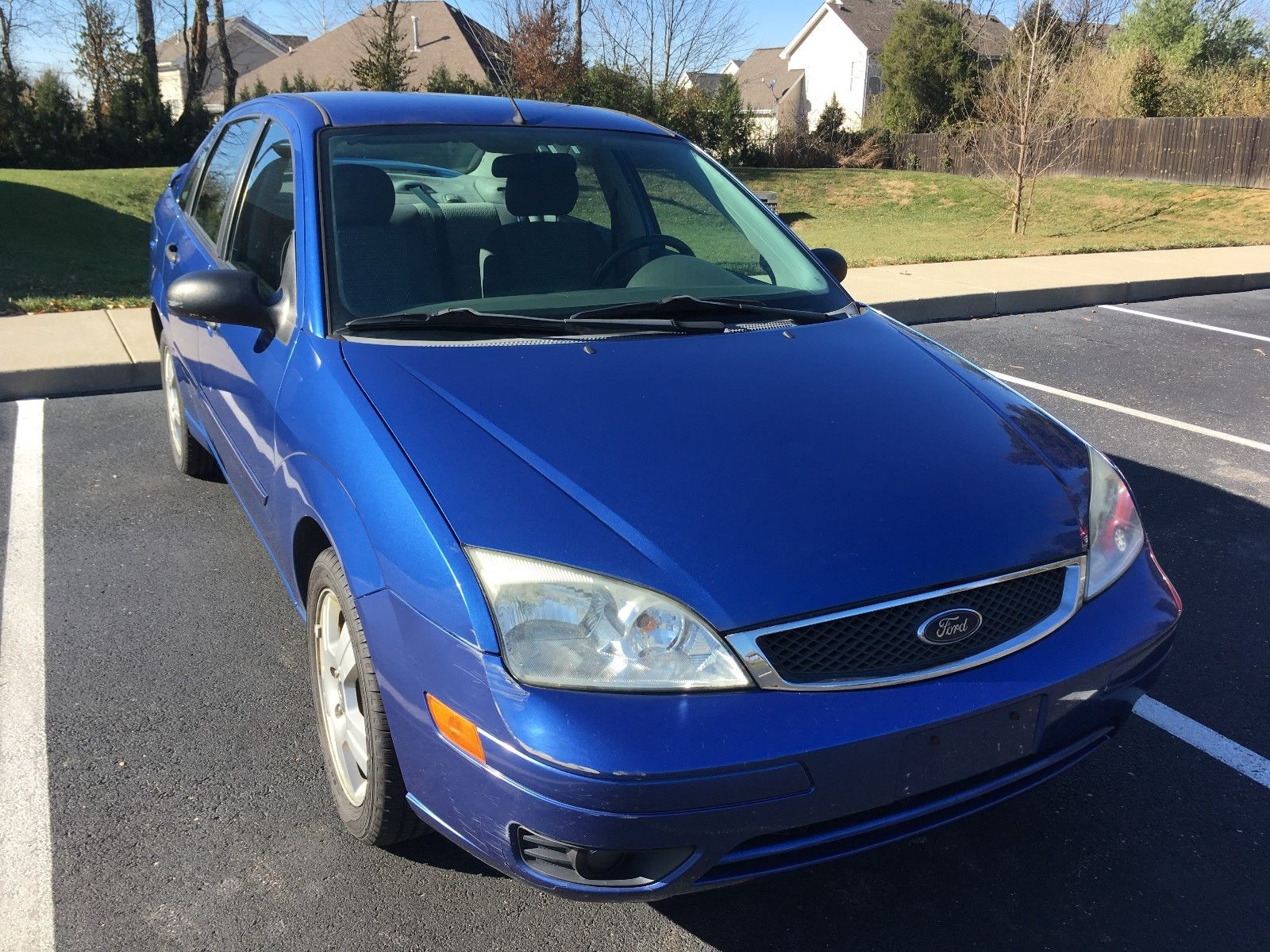 Great 2005 ford focus zx4 sedan 4 door 2005 ford focus zx4 ses owned since brand new new tires 2017 2018
