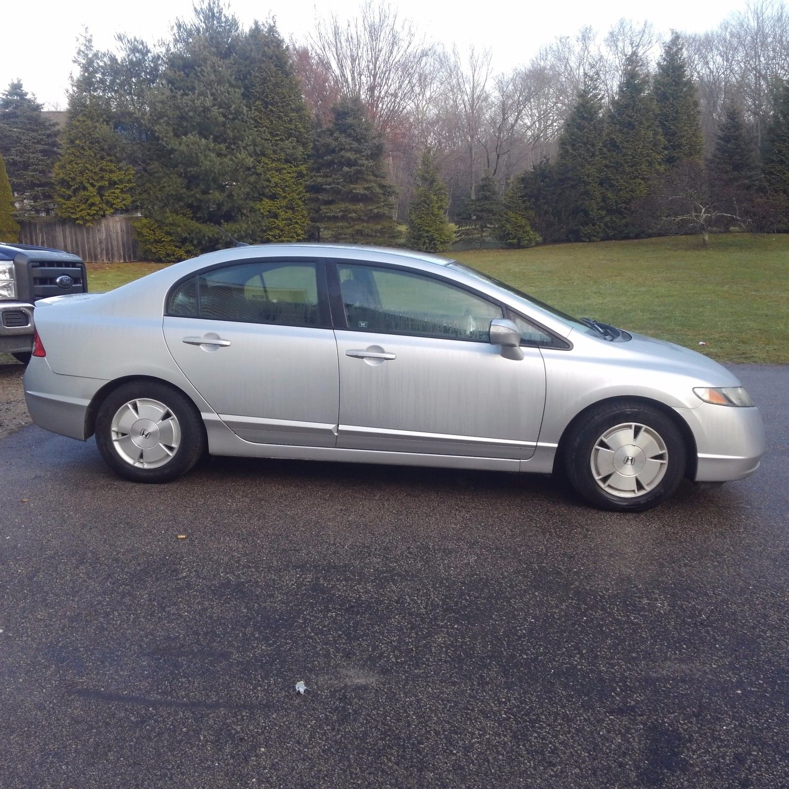 Great 2007 Honda Civic Hybrid 44k New Battery 2017 2018