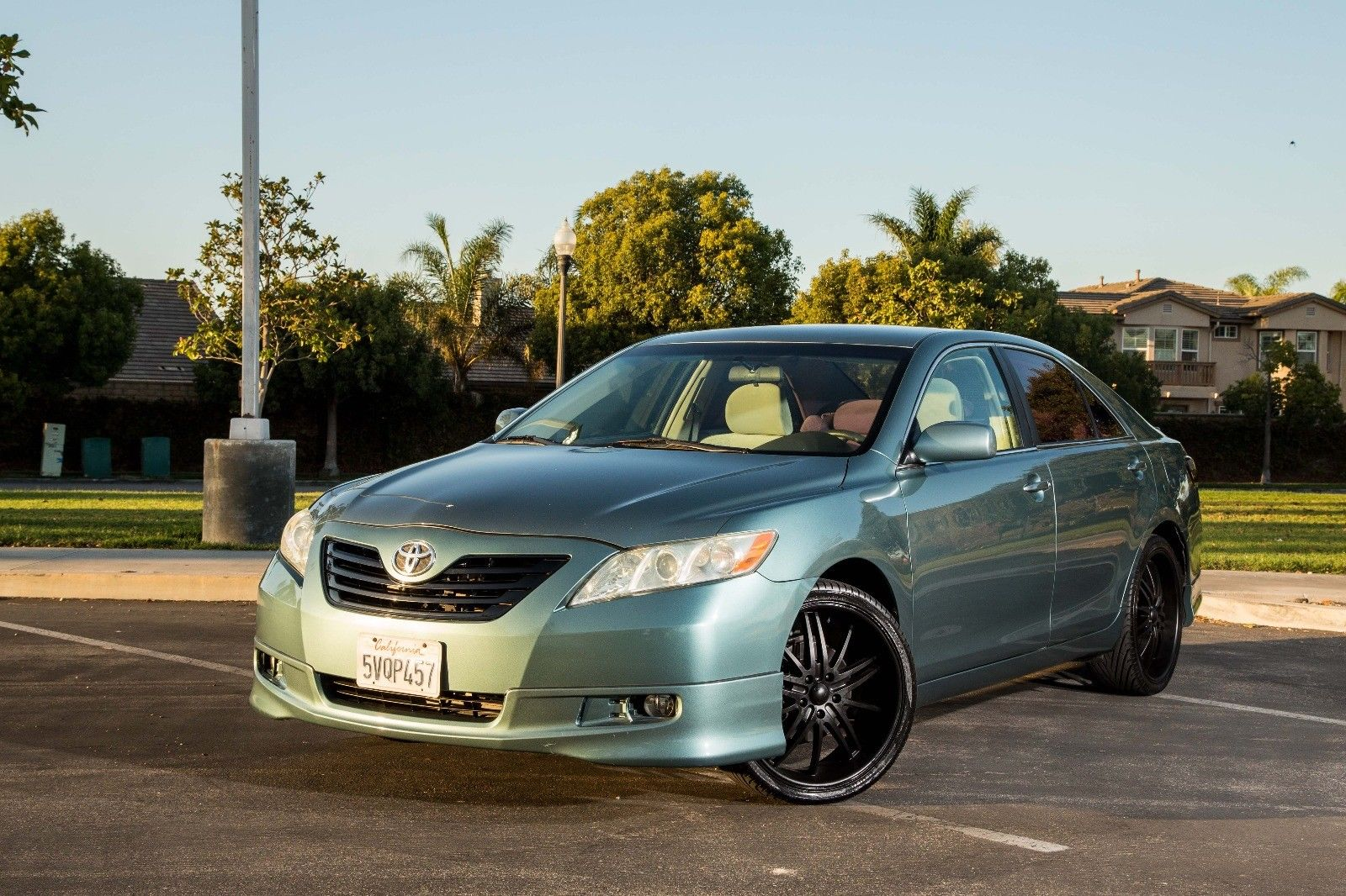 Amazing 2007 Toyota Camry Le With Sport Body Kit 2017 2018