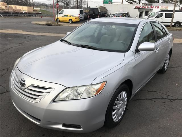 Awesome 2007 Toyota Camry Xle 60 871 Miles Silver 4 Door Sedan Cylinder Engine 2 4l 14 2017 2018