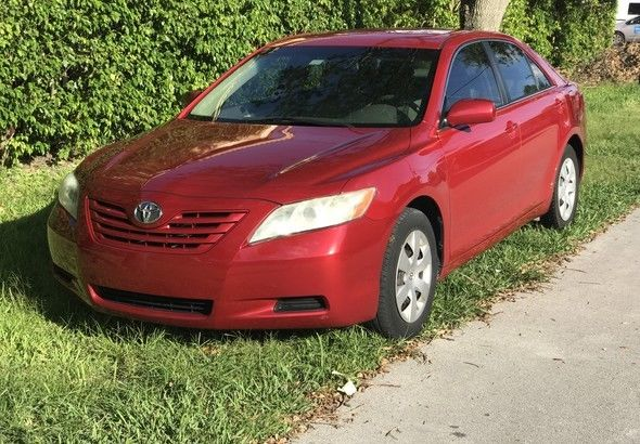 Great 2009 Toyota Camry Se Red With 151000 Miles Available Now 2017 2018