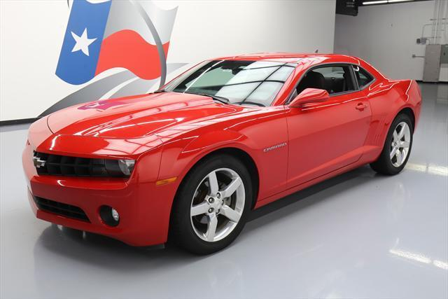 Awesome  Chevrolet Camaro Lt Coupe  Chevy Camaro Lt Auto Cruise Ctrl Bluetooth K Mi  Texas Direct