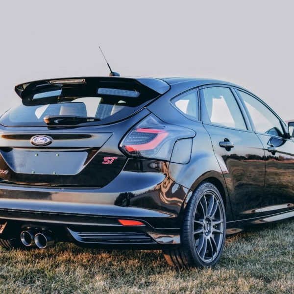 New Ford Focus St Line X Interior: Amazing 2013 Ford Focus ST Hatchback 4-Door 2013 Ford
