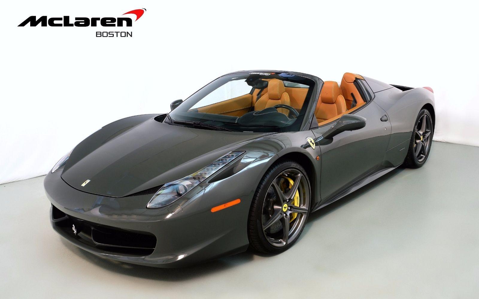 2014 Ferrari 458 Spider >> Awesome 2014 Ferrari 458 2014 Ferrari 458 Spider 2017 2018