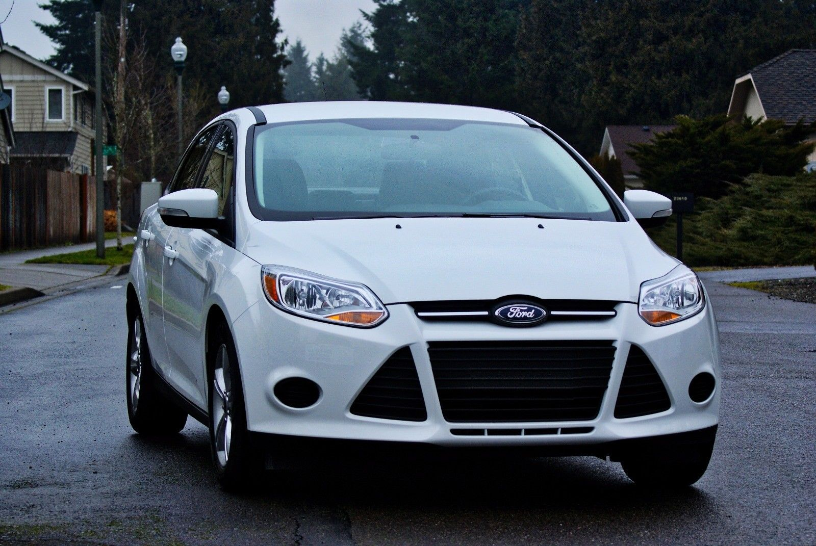 2014 Ford Focus Warranty >> Amazing 2014 Ford Focus Se Ford Focus Se Sedan 44 5k Miles Under