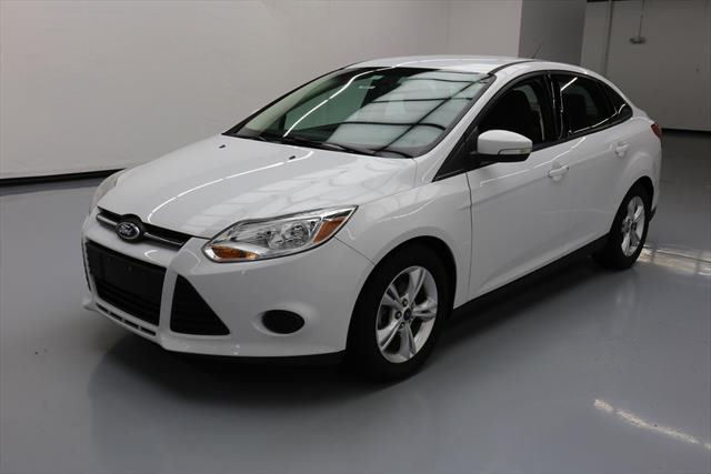 Awesome 2014 Ford Focus Se Sedan 4 Door 2014 Ford Focus Se Cruise
