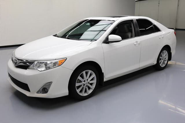 Awesome 2014 Toyota Camry 2014 Toyota Camry Xle V6 Sunroof