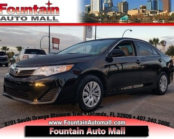Great 2014 Toyota Camry L 2014 Toyota Camry L 44102 Miles Attitude