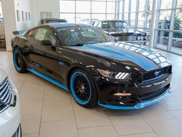 Amazing 2016 Ford Mustang Gt Premium Shadow Black With 10 Miles For 2017 2018
