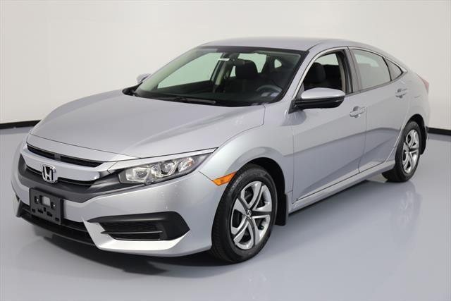 Amazing 2016 Honda Civic LX Sedan 4-Door 2016 HONDA CIVIC ...