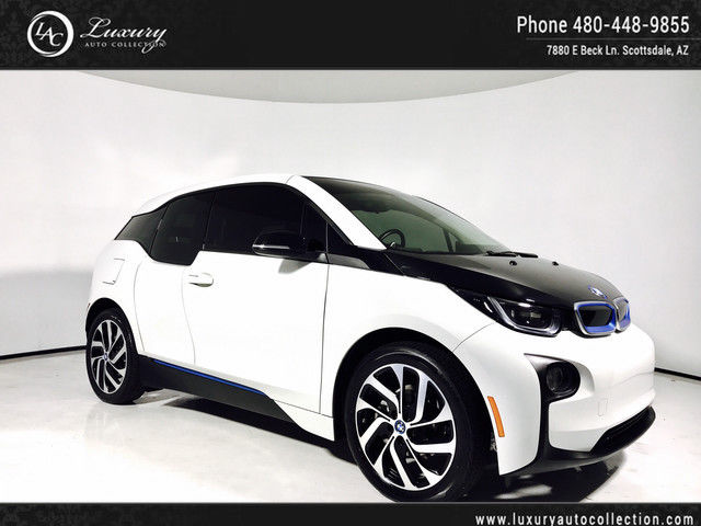 Amazing 2017 BMW i3 Sport Wheels | Navi | Parking Sensors | Htd Seats 2017  BMW i3 Sport Wheels | Navi | Parking Sensors | Htd Seats Capparis White w/