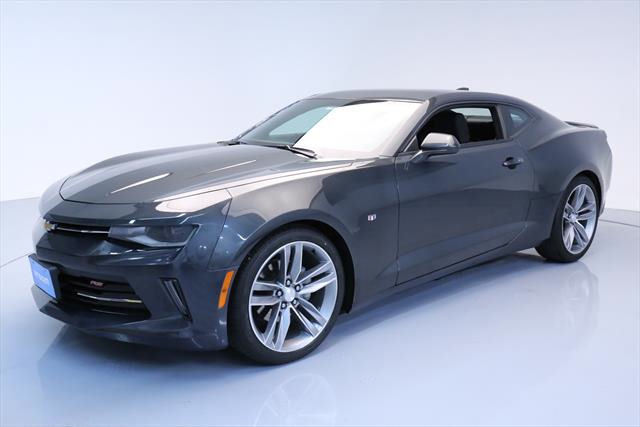 Amazing 2017 Chevrolet Camaro Lt Coupe 2 Door Chevy Rs Automatic Sunroof Rear Cam 11k 199145 Texas Direct Auto 2018