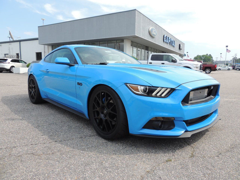 Great 2017 Ford Mustang Gt Fastback 5 0l Procharged 2018