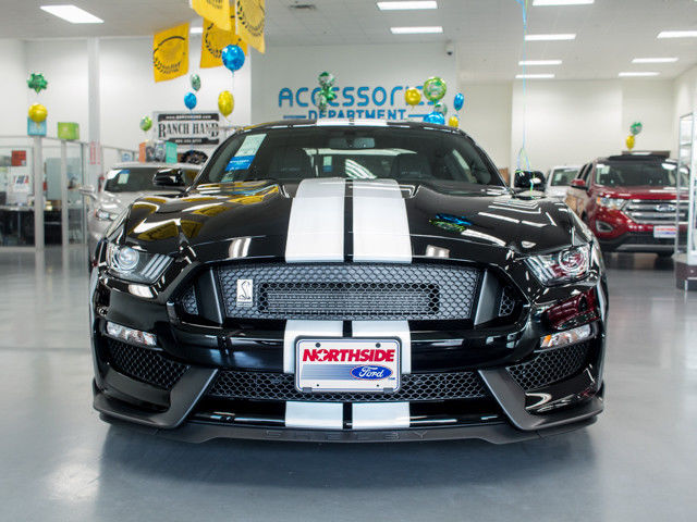 2017 Ford Mustang Shelby Gt350 2017 Shelby Gt350