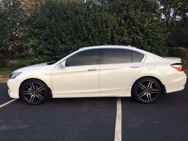Great 2017 Honda Accord Touring V6 2018