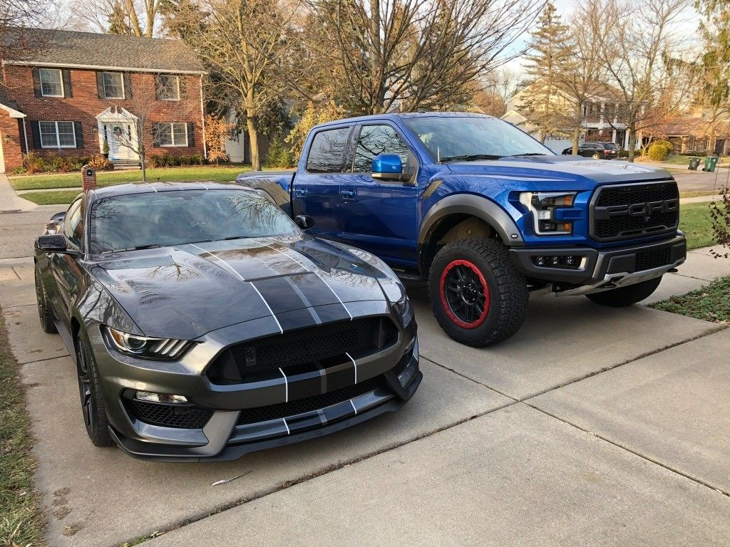 Great 2018 Ford Mustang GT350 2018 GT350 2017/2018 ...