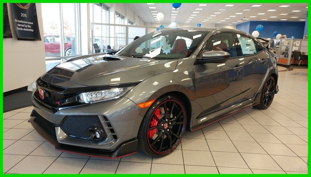 awesome 2018 honda civic type r touring type r touring new turbo manual fwd 2017 2018 mycarboard. Black Bedroom Furniture Sets. Home Design Ideas